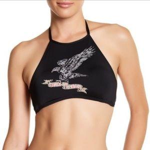 Bikini Lab Halter Bikini Top